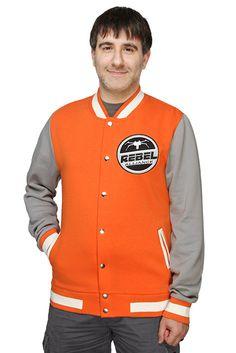 Rebel Alliance Varsity Jacket