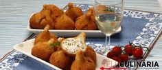 Coxinhas de frango, são fantásticas. Já provaram? http://www.teleculinaria.pt/receitas/coxinhas-de-frango/