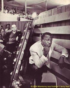 Celebrating #jazz great Miles Davis on his birthday today (May26). Image: #MontereyJazz 1964