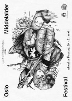 Middelalderfestivalen 2015 - Bredenbekk
