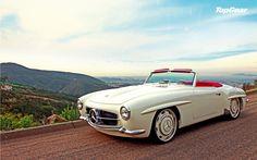 Mercedes Bent  I want this car!!!! :)