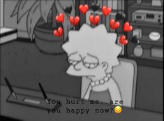 Are you happy now? Emoji Wallpaper Iphone, Simpson Wallpaper Iphone, Cute Emoji Wallpaper, Mood Wallpaper, Cute Disney Wallpaper, Dark Wallpaper, Cute Cartoon Wallpapers, Black Aesthetic Wallpaper, Aesthetic Iphone Wallpaper