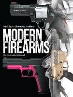 """""""Gun Digest Illustrated Guide to Modern Firearms"""" is a spectacular visual tour of today's hottest firearms. Rifles, shotguns, pistols, revolvers - it's all here!"""