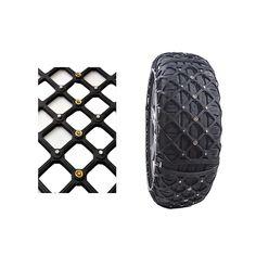 Grikey 10Pcs Adjustable Car Tire Snow Chains Emergency Anti Slip ...