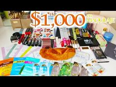SORTEO INTERNACIONAL $1,000 DLLS En Maquillaje Bessy Dressy - YouTube