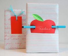 Una carta en donde le expreses tu agradecimiento a tu maestro