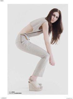 New York New York | Mikaela Blumberg | Spend in Magazine | Women's fashion photography by Eva Kruiper. Eva is a Dutch-born photographer based in Amsterdam | Cape Town | Ibiza.  www.evakruiperphotography.com