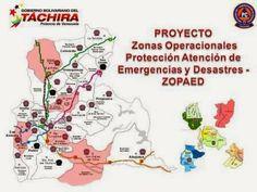 PROTECCIÒN CIVIL TÀCHIRA: PROYECTO ZONAS OPERACIONALES PROTECCIÓN ATENCIÓN D...