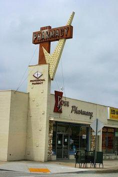 Rose Pharmacy in Shopper's Lane, Covina, CA