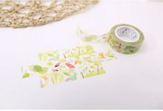 Premium-Washi-Tape-15mmX10m-Roll-Decorative-Sticky-Paper-Masking-Tape-Adhesive