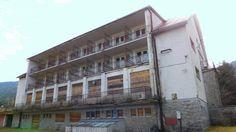 Nizke Tatry - Porubka - Opustena skola v prirode