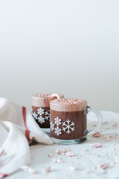 Tipsy Hot Chocolate