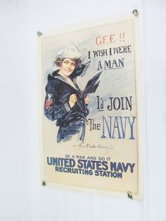 Maine sexual harassment poster us navy