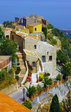 Savoca (Sicilian: Sàvuca) is a comune in the province of Messina in Sicily.