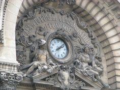 Bucharest - details Classical Architecture, Beautiful Architecture, Bucharest, Romania, Clocks, Countries, Landscape, Heart, Design
