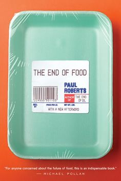 The End Of Food. Designer unknown