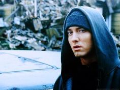 """Eminem. Still every time I hear """"Lose Yourself"""" I just love it!"""
