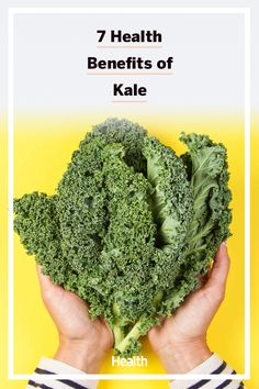 Here are seven of kale's impressive benefits, and some easy ways to incorporate kale into your diet beyond salads and smoothies. Kale Benefits, Health Benefits, Health And Wellness, Health Tips, Health Fitness, Health Foods, Kale Superfood, Kale Juice, Massaged Kale
