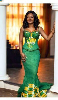 African Prom Dresses, Cute Prom Dresses, Latest African Fashion Dresses, African Dress, Dress Prom, Nigerian Fashion, African Clothes, Ankara Fashion, African Wear