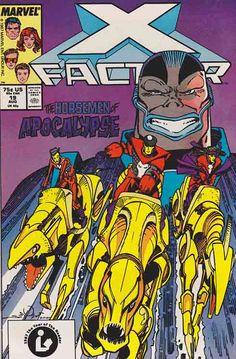 X-Factor #19 Apocalypse All Together Now!