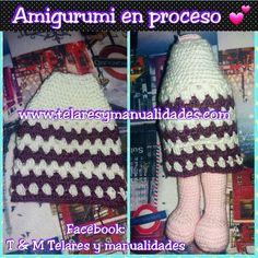 telaresymanualidades http://ift.tt/1N0JyJK #amigurumi #muñeca #doll #telaresymanualidades #crochet  #NuestroPatron felices labores!  #crochetaddict #crocheting #crochettime http://ift.tt/1N0JyJK  Facebook: T & M  Telares y Manualidades               #colombia #bogota #bogotadc  #cali #cartagena #cucuta #barranquilla #monteria #manizales #pereira #valledupar #villavicencio #medellin #bucaramanga  #telaresymanualidades #ganchillo #instacrochet #crochetlove #crochetconcupiscence #örgü…