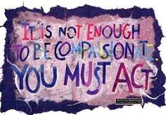 Compassion, encouragement, empowerment.