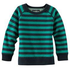 French Terry Striped Pullover   OshKosh B'gosh