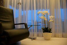 Interior design and realization by Werner Scheuber AG Luxury Interior Design, Upholstery, Curtains, Flooring, Home Decor, Room Interior Design, Interior Designing, Design Interiors, Projects