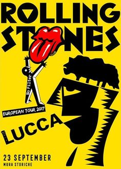 The Rolling Stones - No Filter Tour - Lucca - Italy