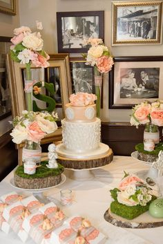 8 best coral rustic first holy communion images cake table event rh pinterest com