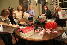 """Bless Your Neighbor: """"Pack and Chat""""~ Making College Care Packages with LOVE."""