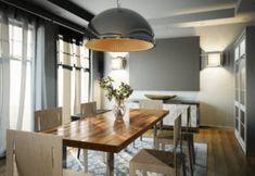 Panellakás felújítás - 53 nm-es panel felújítás előtt és után! - Lakások - Otthon Conference Room, Landscape, Table, Furniture, Home Decor, Scenery, Decoration Home, Room Decor, Tables