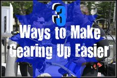 Gearing up doesn't have to be a tedious process -- follow these simple tips to get geared up fast, every time! http://aquaviews.net/scuba-gear/3-ways-gearing-easier/