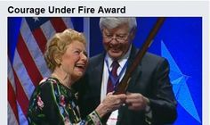 The Perfect Gift For an 86 Year-Old Woman… Phyllis Schlafly Awarded a Gun at CPAC, 2011