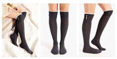 11 Pairs Of Knee Socks That Won't Make You Look Like A Naughty Schoolgirl