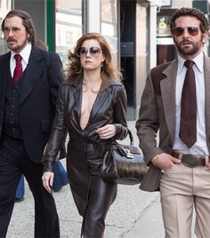 American Hustle. Excited to see this. Let the Golden Globes speak for themselves
