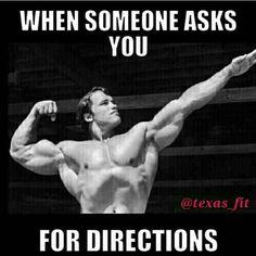 Looool Just flexin!! Tag a Friend @caramel264 #gains #arnold #gymlife #train_harder_bro