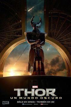 Thor: The Dark World - Movie Posters
