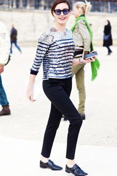 26+Outfits+That+Will+Totally+Impress+His+Family+via+@WhoWhatWear
