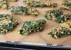 We have personally been making kale chips in large quantities since 2008, keeping them well stocked in our pantry for when we crave a crunchy savory snack. Today there are literally over 50 different companies in the U.S. making this very popular chip variety, now sold also in more mainstream supermarkets as well as health food stores.