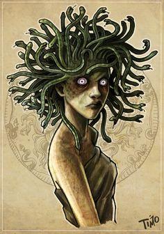 Spotlight: Medusa | Oculoid | Art & Design Inspiration