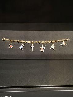 Cartier Gremlins bracelet.
