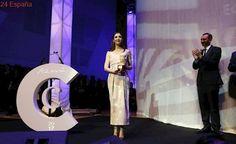 Espido Freire gana el Azorín 2017 de novela, dotado con 45.000 euros