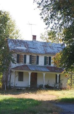 Old Farm House - I want to give it love.