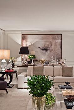 Stylish Living designed by Christina Hamoui