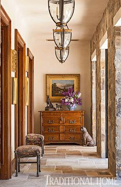 California Home with an Old World Attitude   Traditional Home