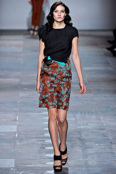 Michael van der Ham Fall 2012 Ready-to-Wear Collection Photos - Vogue
