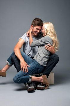 Couple shoots in the studio but this is really cute studio poses, studio sh