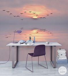 Fotobehang Pastel Twilight fotobehang • Inspiraties • PIXERS.nl