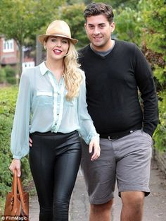 Cutest couple on TOWIE! Lauren Goodger, Mark Wright, Cute Couples, Queen, People, Style, Fashion, Swag, Moda